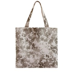 Wall Rock Pattern Structure Dirty Zipper Grocery Tote Bag