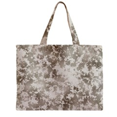 Wall Rock Pattern Structure Dirty Zipper Mini Tote Bag