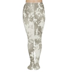 Wall Rock Pattern Structure Dirty Women s Tights
