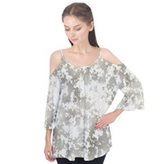 Wall Rock Pattern Structure Dirty Flutter Tees