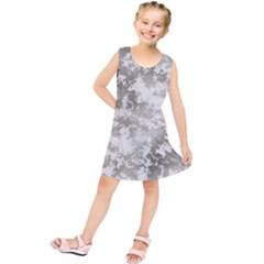 Wall Rock Pattern Structure Dirty Kids  Tunic Dress