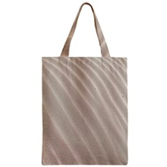 Sand Pattern Wave Texture Classic Tote Bag