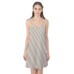 Sand Pattern Wave Texture Camis Nightgown
