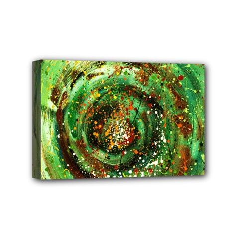 Canvas Acrylic Design Color Mini Canvas 6  X 4