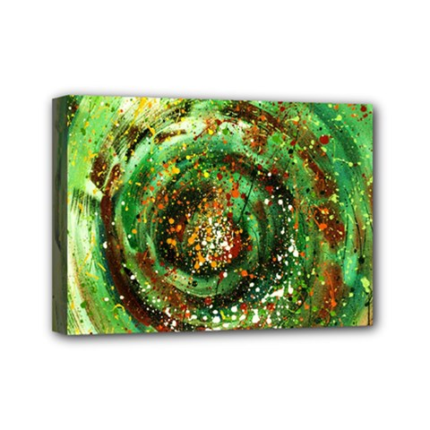 Canvas Acrylic Design Color Mini Canvas 7  X 5