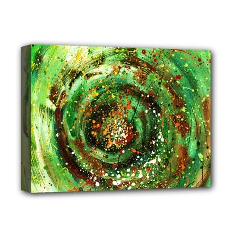 Canvas Acrylic Design Color Deluxe Canvas 16  x 12