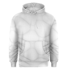 Line Stone Grey Circle Men s Pullover Hoodie
