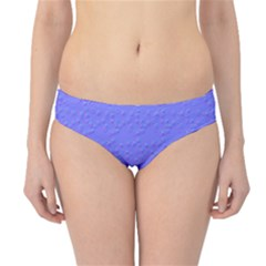 Ripples Blue Space Hipster Bikini Bottoms