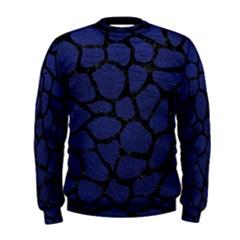 SKN1 BK-MRBL BL-LTHR Men s Sweatshirt