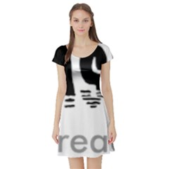 1j+ojl1fomkx9wypfbe43d6kjpwbqbvgkb7ewxs1m3emoajtlcgrj Short Sleeve Skater Dress