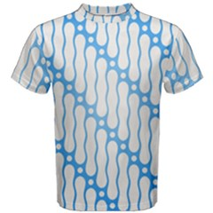 Batik Pattern Men s Cotton Tee