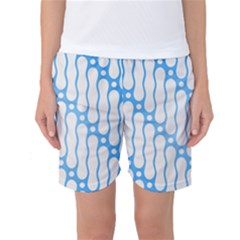 Batik Pattern Women s Basketball Shorts