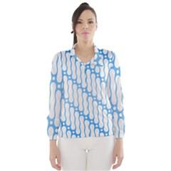 Batik Pattern Wind Breaker (Women)