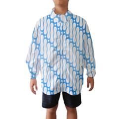 Batik Pattern Wind Breaker (Kids)