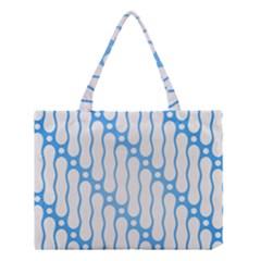 Batik Pattern Medium Tote Bag