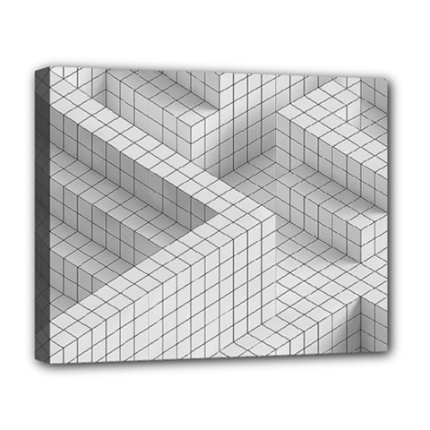Design Grafis Pattern Deluxe Canvas 20  x 16