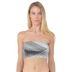 Design Grafis Pattern Bandeau Top