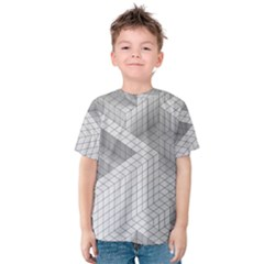 Design Grafis Pattern Kids  Cotton Tee