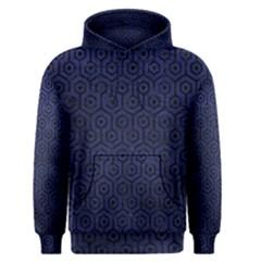 HXG1 BK-MRBL BL-LTHR (R) Men s Pullover Hoodie