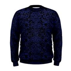 DMS2 BK-MRBL BL-LTHR Men s Sweatshirt