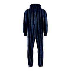 SKN4 BK-MRBL BL-STONE Hooded Jumpsuit (Kids)