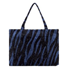 SKN3 BK-MRBL BL-STONE Medium Tote Bag