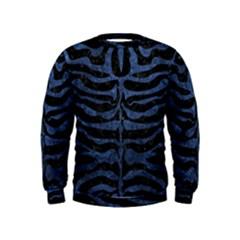 SKN2 BK-MRBL BL-STONE Kids  Sweatshirt
