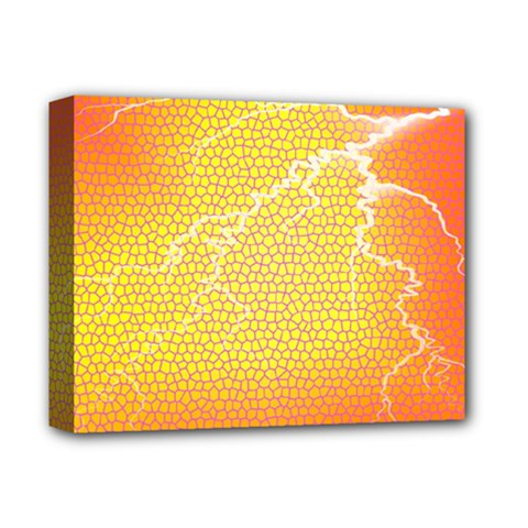 Exotic Backgrounds Deluxe Canvas 14  x 11