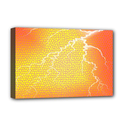 Exotic Backgrounds Deluxe Canvas 18  x 12