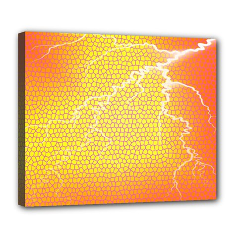 Exotic Backgrounds Deluxe Canvas 24  x 20