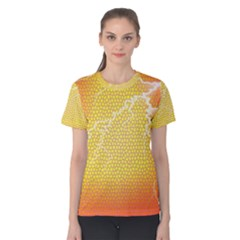 Exotic Backgrounds Women s Cotton Tee