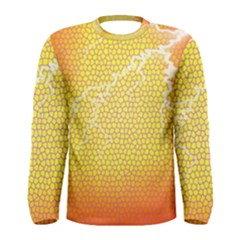 Exotic Backgrounds Men s Long Sleeve Tee
