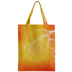 Exotic Backgrounds Zipper Classic Tote Bag