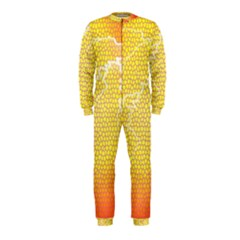 Exotic Backgrounds OnePiece Jumpsuit (Kids)