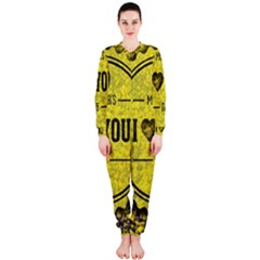 Happy Mother Day Onepiece Jumpsuit (ladies)