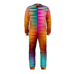 Colourful Weave Background OnePiece Jumpsuit (Kids)