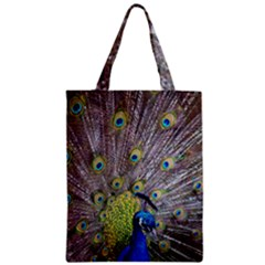 Peacock Bird Feathers Classic Tote Bag