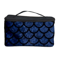 SCA1 BK-MRBL BL-STONE (R) Cosmetic Storage Case