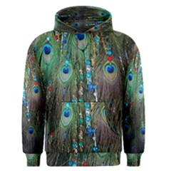 Peacock Jewelery Men s Pullover Hoodie