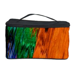 Watercolor Grunge Background Cosmetic Storage Case