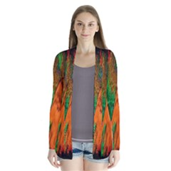 Watercolor Grunge Background Cardigans