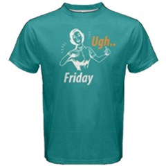 Green ugh...friday Men s Cotton Tee