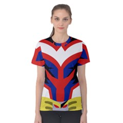 All might suit Women s Cotton Tee