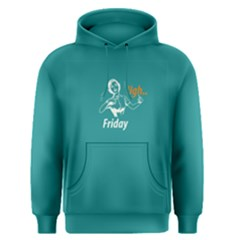 Green Ugh  Friday Men s Pullover Hoodie