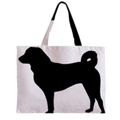 Appenzeller Sennenhund Silo Zipper Mini Tote Bag