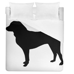 Appenzeller Sennenhund Silo Duvet Cover (Queen Size)