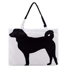 Appenzeller Sennenhund Silo Medium Zipper Tote Bag