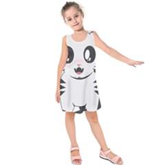 Meow Kids  Sleeveless Dress