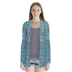 Hand Drawn Lines Background In Vintage Style Cardigans