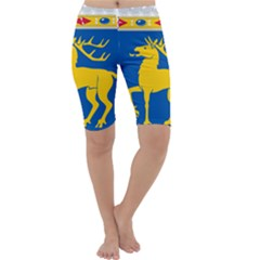 Coat of Arms of Aland Cropped Leggings